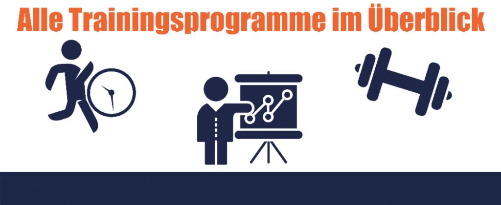 Trainingsprogramme