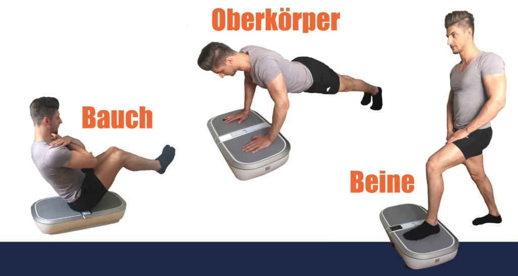 Übung zum Abnehmen und