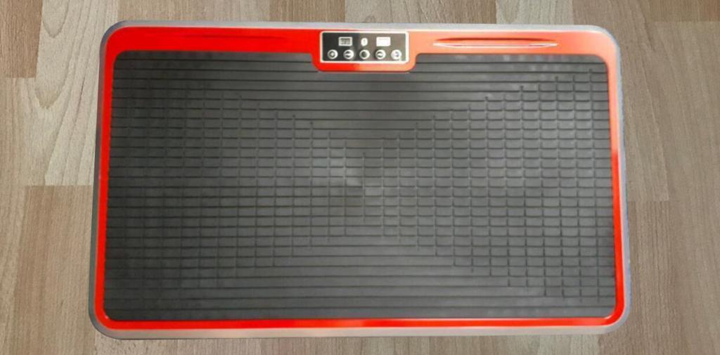 Christopeit Vibrationsplatte Vibro 2