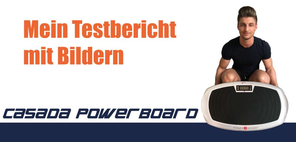 Casda Powerboard 2.1 Titelbild