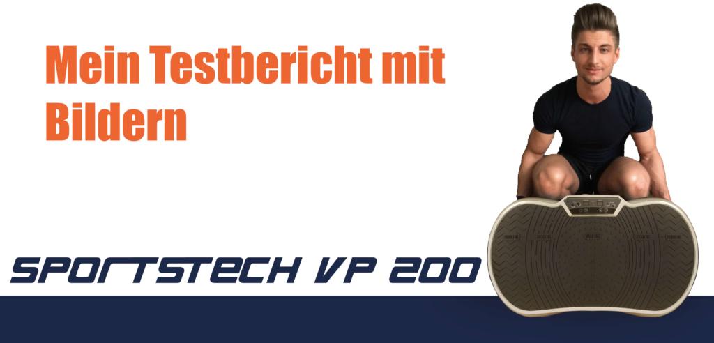Sportstech VP 200 Thumbnail